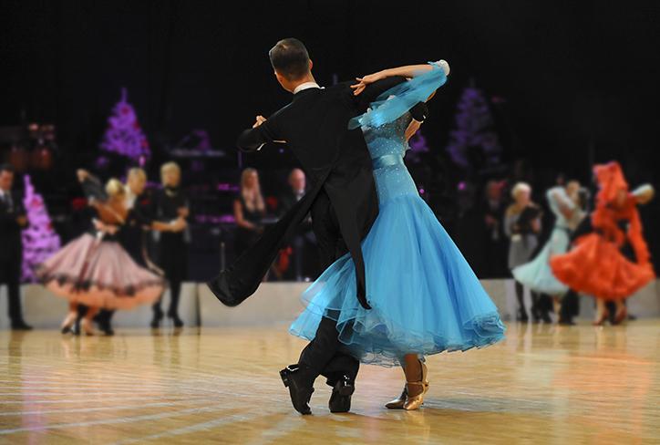 Ballo liscio e ballo da sala Udine